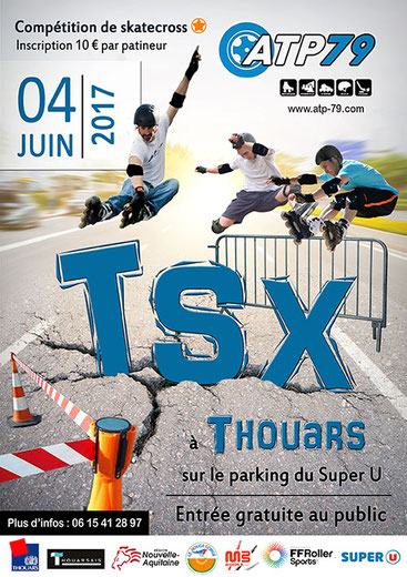 Affiche Thouars 4 juin 2017